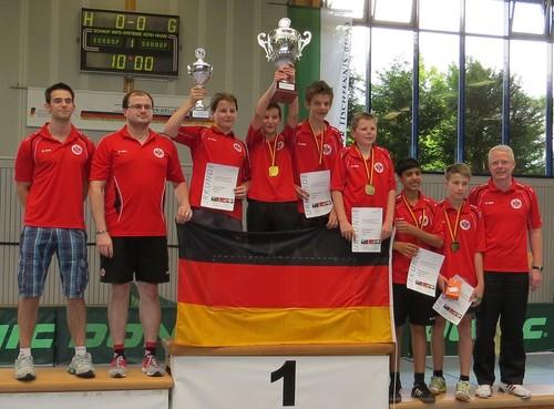 Eintracht Frankfurt Tischtennis